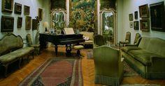 Museo Pietro Canonica a Villa Borghese