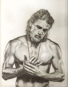 Jax from Sons of Anarchy