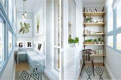 20 идей дизайна маленького балкона | http://idesign.today/dizajn-interiera/20-idej-dizajna-malenkogo-balkona