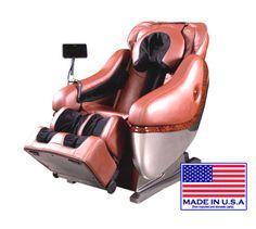Luraco Robotic Massage Chair 6SL IRobotics Zero Gravity Recliner