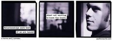 A Softer World: call and response
