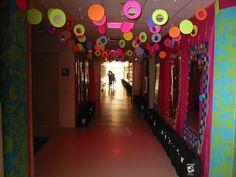 high school homecoming hall decorating ideas decoratingspecial com