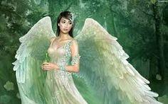 Znalezione obrazy dla zapytania kobieta anioł