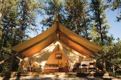 GLAMPING...  acampamento+luxo..  quemnoooonca??? Eu seeeeeempre..  Sonhei!!