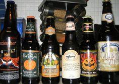 Pumpkin Beer!