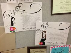 perfect wedding guide bridal show nashville, fanciful ink, drawn invitations, nashville wedding show booths, #nashville, #wedding, #gettingmarriedinnashville
