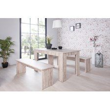 Munich large dining table in sorrento oak with 2 dining benches, will add uniqueness in your dining room - 28834 modern, contemporary wooden dining table and 6 chairs sets. Fall Dining Table, Solid Oak Dining Table, Extendable Dining Table, Dining Bench, Dining Room, Modern Bedroom Furniture, Home Furniture, Sorrento, Grande Table A Manger