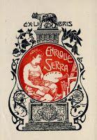 Ex Libris Argentina: Ex Libris España/ Renart, Joaquin (1878-1961)