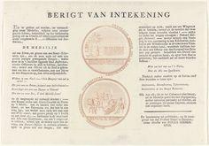 Spotprent op de terugkeer van de Amsterdamse patriotten uit Utrecht, 1787, anoniem, 1787