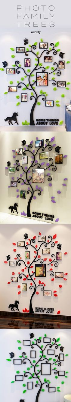 Graduation Party Decor Discover The Photo Family Tree Family Tree Photo, Family Tree Wall, Family Photos, Family Trees, Hm Deco, Photo Displays, Home Projects, Diy Home Decor, Diy And Crafts