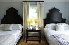 Sag Harbor  Bedroom  Coastal  Contemporary  Rustic by Steven Gambrel