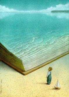Море-книга