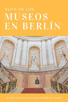 Descubre los fantásticos museos de Berlín #Berlin #Alemania #viajar #viaje #museo