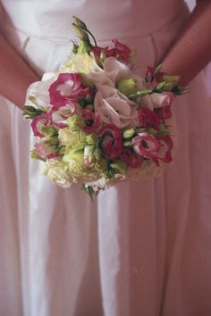 Our late summer wedding - bouquet