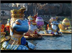 The Legend of Mythica Tokyo Disney Sea, Budget, Adventure, Painting, Art, Art Background, Painting Art, Frugal, Paintings