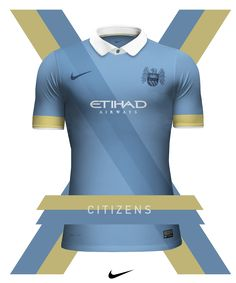 Love the blue on blue look, could do with yellow for our jerseys.