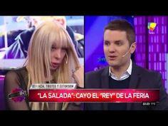 """Dramático relato de Barby Pop, ex feriante de La Salada, en """"Intratables"""""""