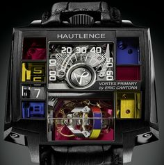The new Hautlence Vortex Primary watch for SIHH 2016 with images, price, background, specs, & our expertanalysis.