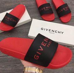 givenchy slides // allisonashhh☾