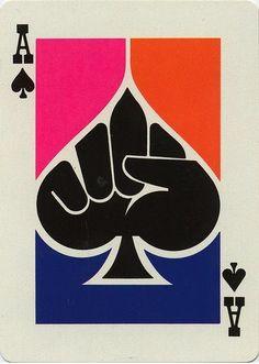 Playing cards art photos   Ace of Spades