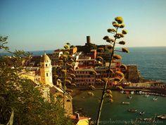 The Girl with the Suitcase: Vernazza, la più bella delle Cinque Terre