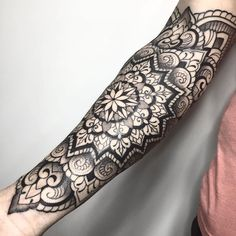 - coolTop Tattoo Trends – by . -Tattoo Trends – by . - coolTop Tattoo Trends – by . - By To submit your work use the tag And don\'t forget to share our page too! Mandala Tattoo Design, Dotwork Tattoo Mandala, Mandala Tattoo Sleeve, Full Sleeve Tattoo Design, Maori Tattoo Designs, Tattoo Design Drawings, Maori Tattoos, Body Art Tattoos, Henna Tattoos