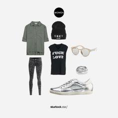 F*ck Love. Hier entdecken und shoppen: http://www.sturbock.me/guide/