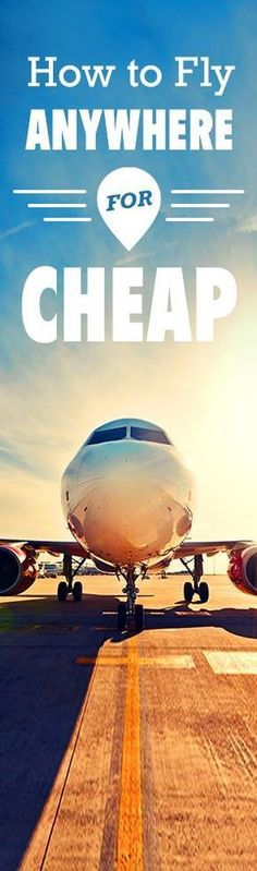 FARE ALERT: Flight price wars are now in effect! Don't miss out while these great deals last! #cheapflights
