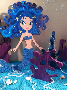 Mermaid decorations