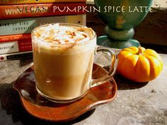 The Rising Spoon: Vegan Pumpkin Spice Latte