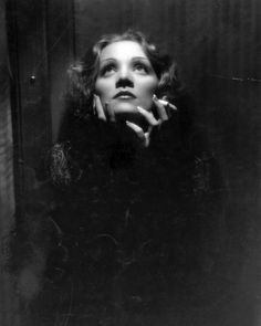 "Marie Magdalene ""Marlene"" Dietrich (27 December 1901 – 6 May 1992). Still from Shanghai Express (1932). Josef von Sternberg used ..."