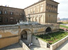 Pitti Palace: Another view