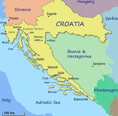 Croácia e Itália, vamos curtir o #veraoeuropeu!