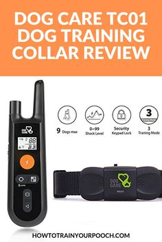 Looking for the best dog training collar? Dog Training Equipment, Best Dog Training, Bark Collars For Dogs, Electronic Dog Collars, E Collar Training, Dog Shock Collar, Aggressive Dog, How To Train Your, Dog Behavior