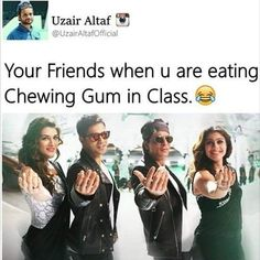 These Funny Desi Memes will make you laugh till your stomach hurts. Best Friend Quotes Funny, Funny Qoutes, Funny Quotes For Teens, Jokes Quotes, Funny Relatable Memes, Friend Jokes, Bff Quotes, Minions Quotes, Friendship Quotes