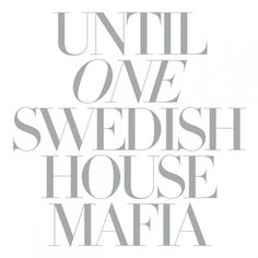 Swedish House Mafia Tickets on Sale Today #OneLastTour-  Was gonna go to one of those concerts but I didnt:(