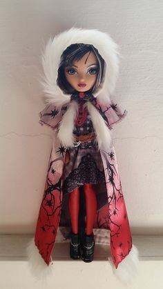 Ever After High Legacy Day Cerise Hood Revised!   by markee_bjoinks