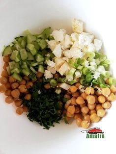 Black Eyed Peas, Tofu, Cobb Salad, Feta, Food Ideas, Avocado, Lime, Limes, Lawyer