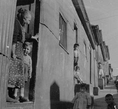 Calles de Valparaíso, hacia 1960 2 | cats8940 | Flickr The Magnificent Seven, Painting, Happy, Vintage, Amor, Bicycle Kick, Historical Photos, Street, Fotografia