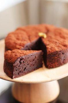 「ガトーショコラ」vivian   お菓子・パンのレシピや作り方【corecle*コレクル】