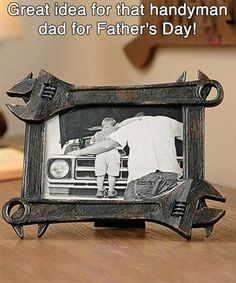 DIY gifts for dad for Father's Day 2019 to make him feel spe.- DIY gifts for dad for Father's Day 2019 to make him feel special DIY gifts for dad for Father& Day 2019 to make him feel special – Hike n Dip - Diy Gifts For Dad, Homemade Gifts, Diy Father's Day Gifts, Gift For Grandpa, Grandpa Birthday Gifts, Man Gifts, Daddy Gifts, Marco Diy, Picture Frame Crafts