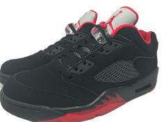 huge discount 856e6 d5dbb Nike Air Jordan 5 V Retro Low Shoes