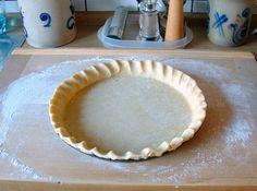 Receita de Massa Básica para Tortas Doces - massa. Não sove a massa. Embrulhe em pano úmido ou papel alumínio e leve 1/2 hora na ...