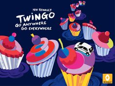 Renault Twingo: Go anywhere, go everywhere, 2