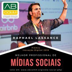 Raphael Lassance - Growth Hacker, Palestrante, Professor e Consultor de E-commerce e Marketing Digital E Commerce, Marketing Digital, Social Media, Entrepreneurship, Brazil, Events, Ecommerce