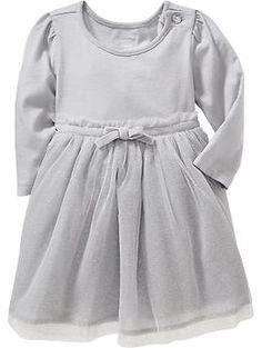 Tulle-Skirt Dresses for Baby 18