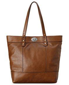 Fossil handbag, Hunter Tote - All Handbags - Handbags & Accessories