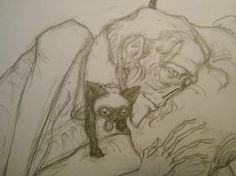 Charles Dance Phantom with Leroux deformity by Goblin-Beast on ...