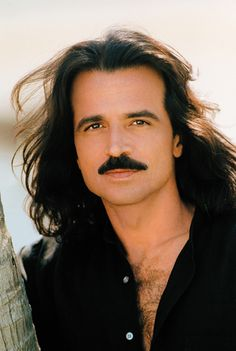 "Yanni. @Kathy Chan Las Fisher I saw this  while browsing through the ""popular"" category.  Thought of you. lol."