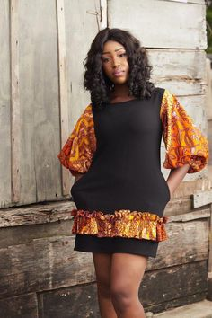 I really like african fashion outfits 5357465832 Short African Dresses, Latest African Fashion Dresses, African Print Dresses, African Wear, African Attire, African Prints, Nigerian Fashion, African Outfits, African Style